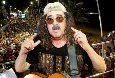 Moraes Moreira faz show gratuito na Feira da Cidade