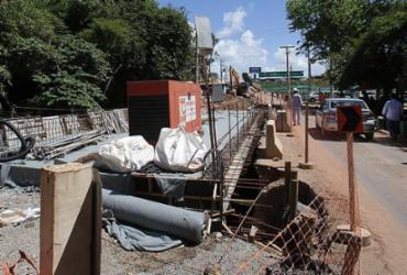 Obra do metrô é autorizada após polêmica com bambuzal | Raul Spinassé l Ag. A TARDE