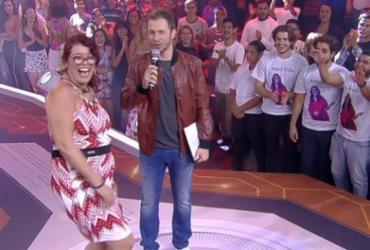 Eliminada com 55,45% dos votos, Mara grita 'Fora Temer' no BBB18 | Reprodução | TV Globo