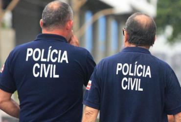 Polícia Civil inscreve para concurso com salários de até R$ 11.389,96 | Luciano da Matta | Ag. A TARDE | 11.12.2016