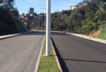 Via Barradão será entregue um dia antes do Ba-Vi | Divulgação