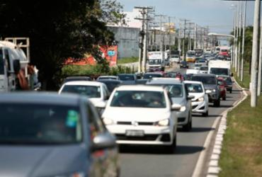 Desconto de 5% no Ipva para veículos com placa de final 2 termina nesta quarta | Joá Souza | Ag. A TARDE | 29.09.2017
