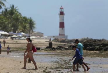 Salvador tem 10 praias que devem ser evitadas neste fim de semana | Raul Spinassé | Ag. A TARDE | 19/01/2018