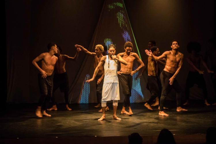 Dançarinos do Passinho se apresentam de 11 a 14 de janeiro, na Caixa Cultural - Foto: Divulgação