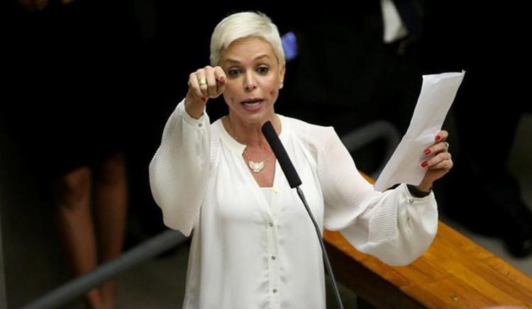 Deputada e AGU tentavam derrubar liminar que proibia a posse da filha de Roberto de Jefferson como ministro - Foto: Wilson Dias l Agência Brasil