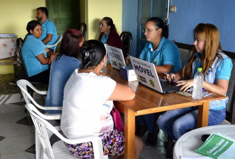 O trabalho, reiniciado na quarta-feira, constou de cerca de 100 atendimentos - Foto: Divulgação/PMVC