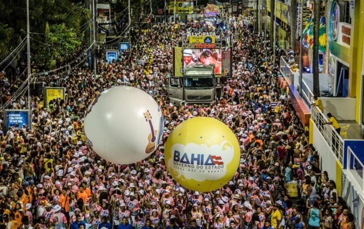 Bloco é o primeiro do gênero na Bahia - Foto: Divulgação | Fafá