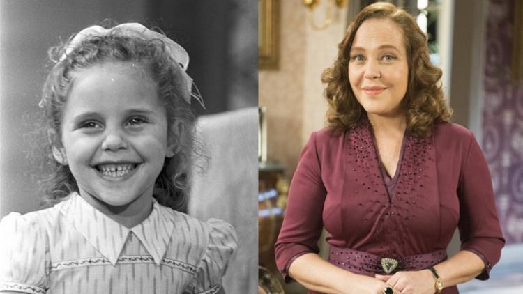 Isabela Garcia estreou na Globo em 1971, aos 4 anos - Foto: Divulgação