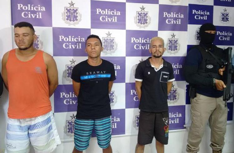 Bandidos queriam levar R$ 1 milhão, mas aceitaram o pagamento de R$ 28 mil pela liberdade da vítima - Foto: Euzeni Daltro l Ag. A TARDE