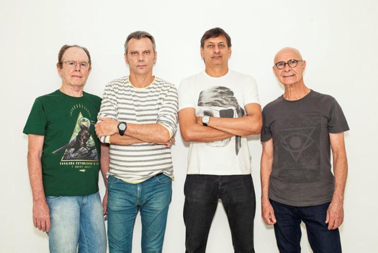 Grupo celebra 35 anos com apresentação no Teatro Castro Alves - Foto: Lucas Bori | Divulgação