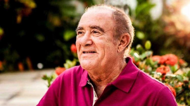 O comediante, de 83 anos anos de vida e 58 de carreira, marcou gerações de brasileiros - Foto: Reprodução | Twitter