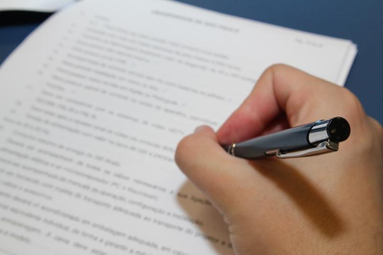 Provas estão previstas para serem aplicadas no dia 8 de abril - Foto: Marcos Santos | USP Imagens