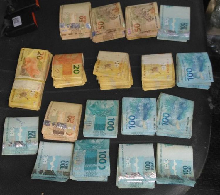 O roubo à agência aconteceu na semana anterior à detenção do jovem - Foto: Divulgação | SSP
