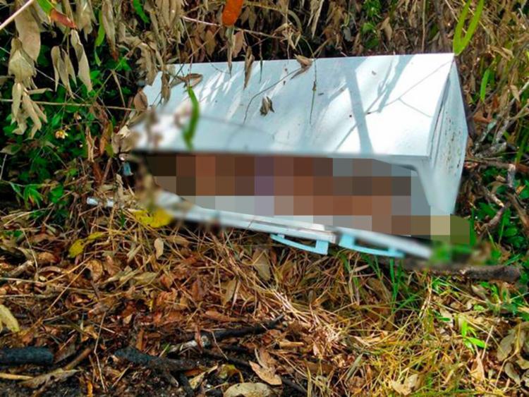 O corpo da mulher estava em uma área deserta no CIA - Foto: Reprodução | Simões Filho Online
