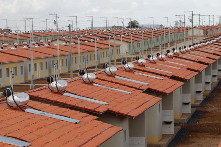 Governo federal não cumpriu também a meta geral do Minha Casa para as outras as faixas de renda - Foto: Raul Golinelli   Divulgação   13.09.2016