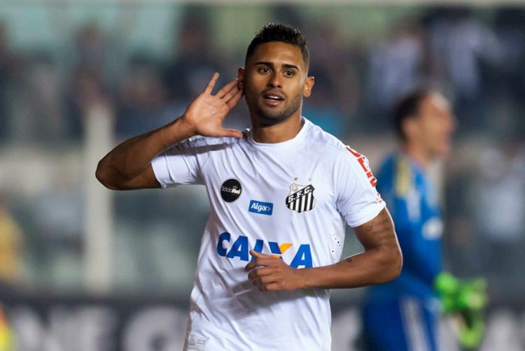 Kayke marcou três gols pelo Santos no último Campeonato Brasileiro - Foto: Ivan Storti | Santos FC | Divulgação