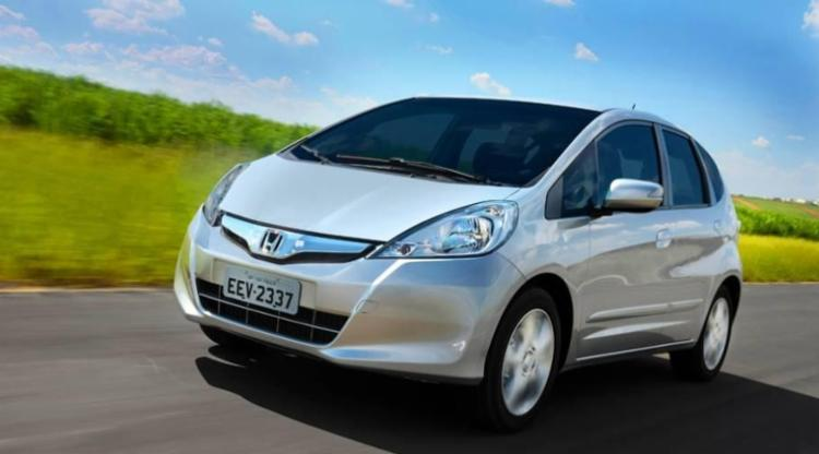 Honda convoca donos de Fit e City para troca reparar airbag do passageiro - Foto: Divulgação