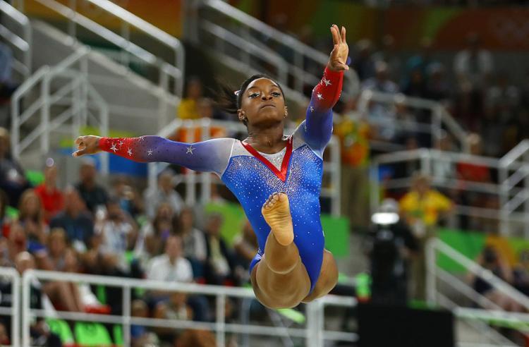 Campeão olímpica acusa o médico Larry Nassar: 'agora eu sei que não é minha culpa', escreveu - Foto: Mike Blake l Reuters