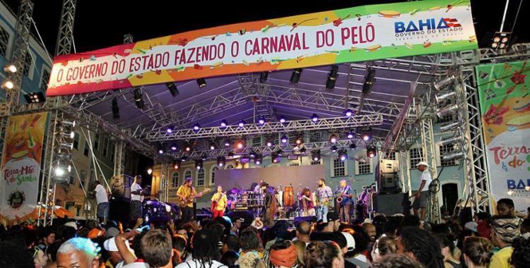No Pelô, os shows serão nos largos Pedro Archanjo, Quincas Berro D'Água e Tereza Batista - Foto: Pedro Moraes   GOVBA