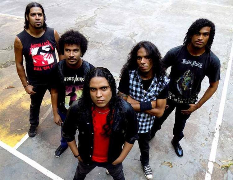 Electric Poison resgata forma mais tradicional do heavy metal - Foto: Kely Gomes | Divulgação