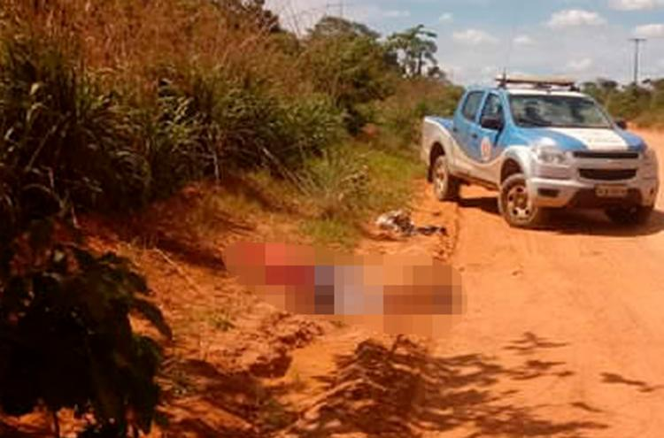 Jovem foi assassinado com vários tiros na cabeça - Foto: Reprodução | Blog do Sigi Vilares