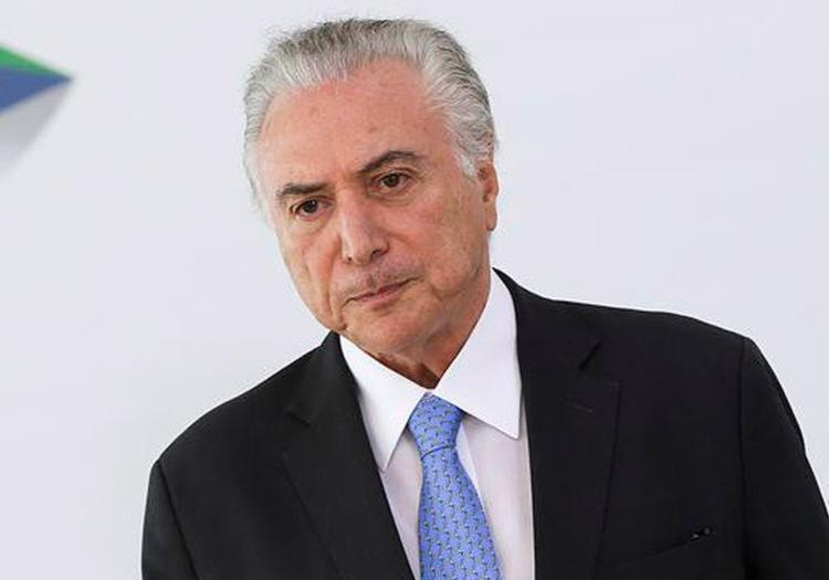 O presidente afastou quatro dos 12 vice-presidentes da CEF - Foto: Marcelo Camargo l Agência Brasil