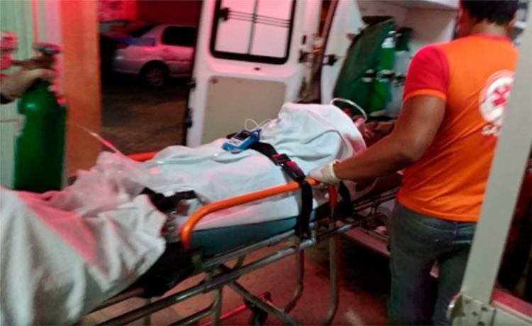 Idosa chegou a ser socorrida para um hospital mas não resistiu aos ferimentos - Foto: Reprodução | Giro em Ipiaú