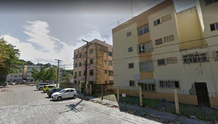 O caso aconteceu na rua Manoel Joaquim Alves, no Conjunto dos Bancários - Foto: Reprodução   Google Street View