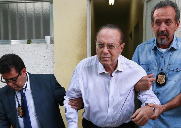Deputado, condenado a 7 anos e 9 meses, está em cárcere desde dezembro na Papuda, em Brasília - Foto: Tiago Queiroz l Estadão Conteúdo