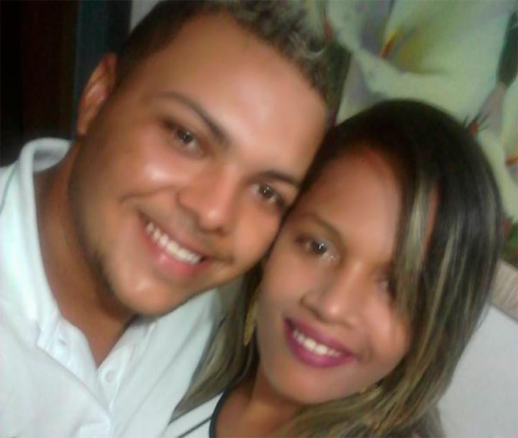 As vítimas são Luciano Santana, 21 anos, e Herlinda Andrade, 30 anos - Foto: Reprodução | Facebook