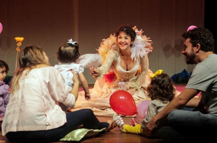 Grupos com trabalhos em teatro, dança, circo e música podem se inscrever no projeto - Foto: Pedro Gabriel   Divulgação