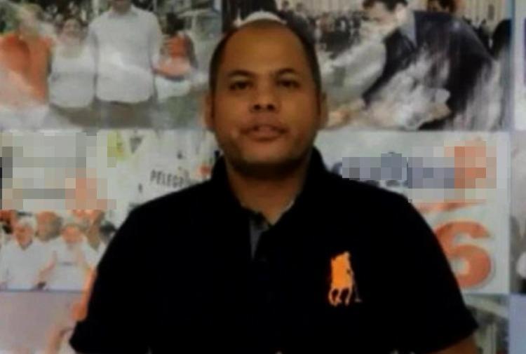 José Roberto Soares Vieira foi morto a tiros na manhã da quarta-feira, 17 - Foto: Reprodução l YouTube