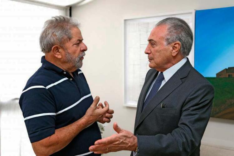 A estratégia do governo Temer é isolar o PT do ex-presidente Lula - Foto: Ricardo Stuckert | Instituto Lula | Fotos Públicas