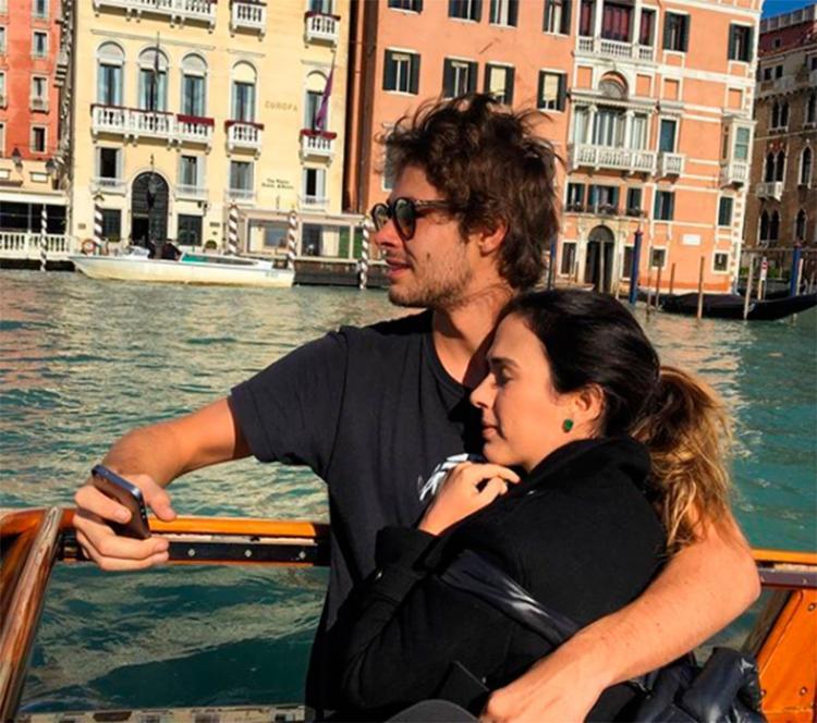 Comediante está noiva do ator Rafael Vitti - Foto: Reprodução   Instagram