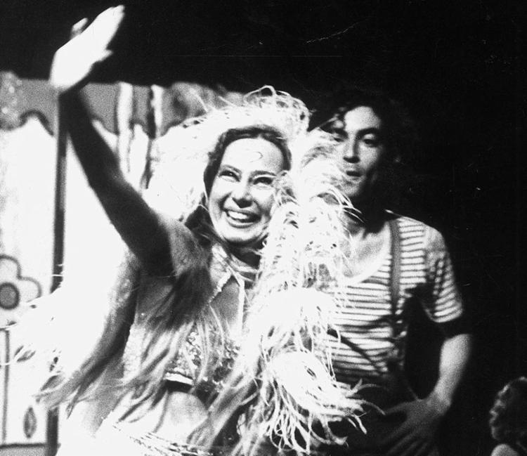 Artista deixa marca na história das artes cênicas - Foto: Arquivo A TARDE