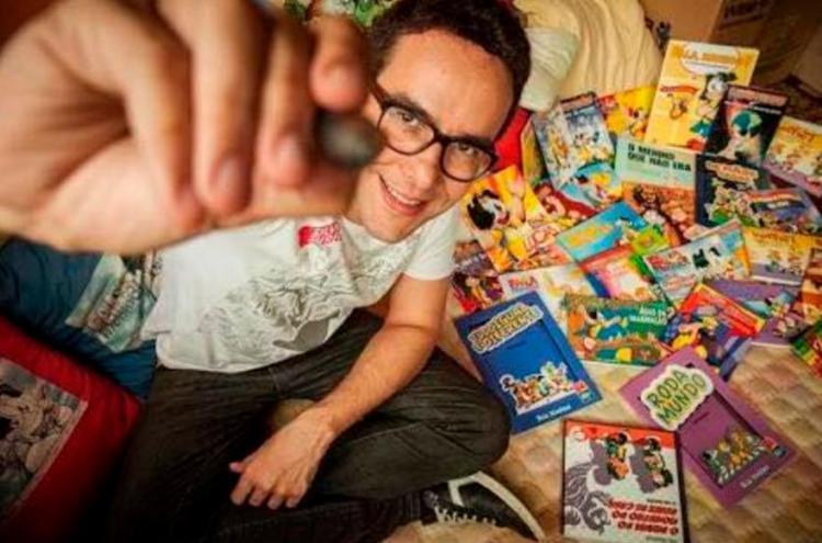 Familiares e amigos lamentaram a morte do cartunista - Foto: Reprodução   Facebook