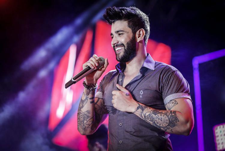Anúncio foi feito pela rede social do cantor - Foto: Gustavo Lima | Divulgação