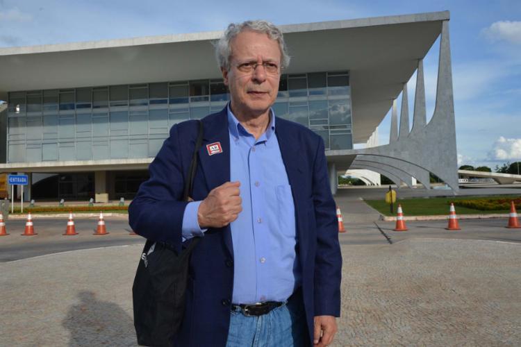 Ele disse que, sem Lula, o PT ficará acéfalo - Foto: José Cruz   Agência Brasil
