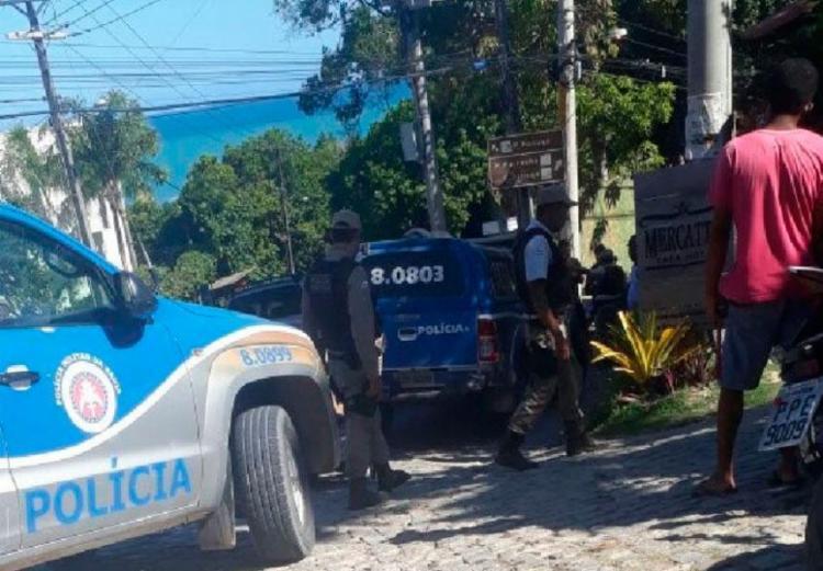 Caso aconteceu na noite deste sábado, 20, em Arraial d'Ajuda - Foto: Reprodução | Radar 64