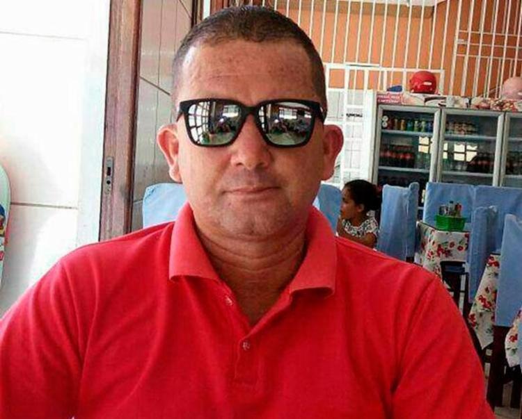 Celso Alves, um dos envenenados, passou mal e morreu após comer o produto - Foto: Reprodução   Facebook