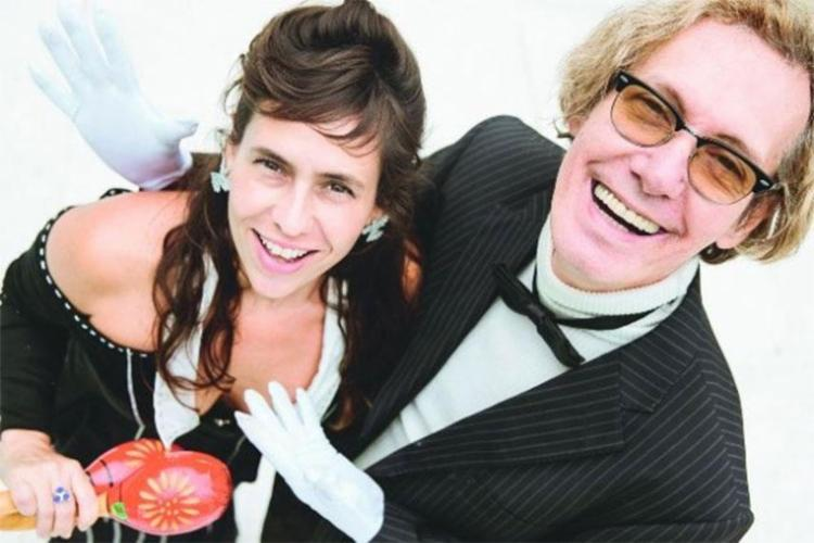 Machete e Dussek parecem almas gêmeas: bem humorados, ainda que românticos - Foto: Renato Mangolin | Divulgação