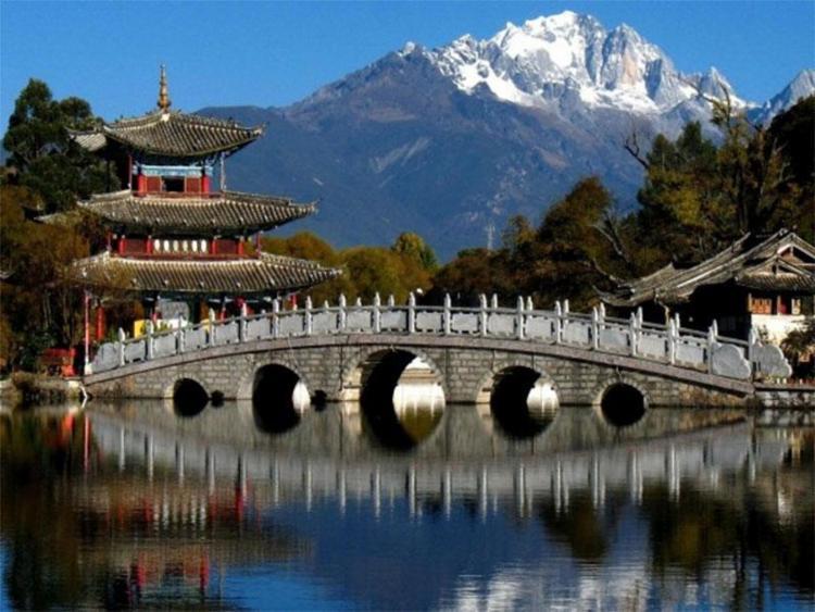 Belezas naturais e locais exuberantes chamam a atenção na China - Foto: Divulgação