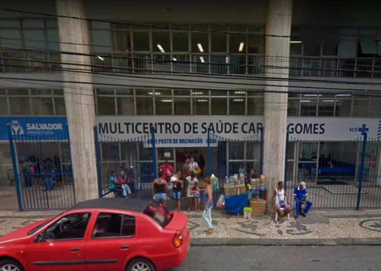 Entrega é realizada de segunda a sexta-feira, no Multicentro Carlos Gomes - Foto: Reprodução | Google Maps