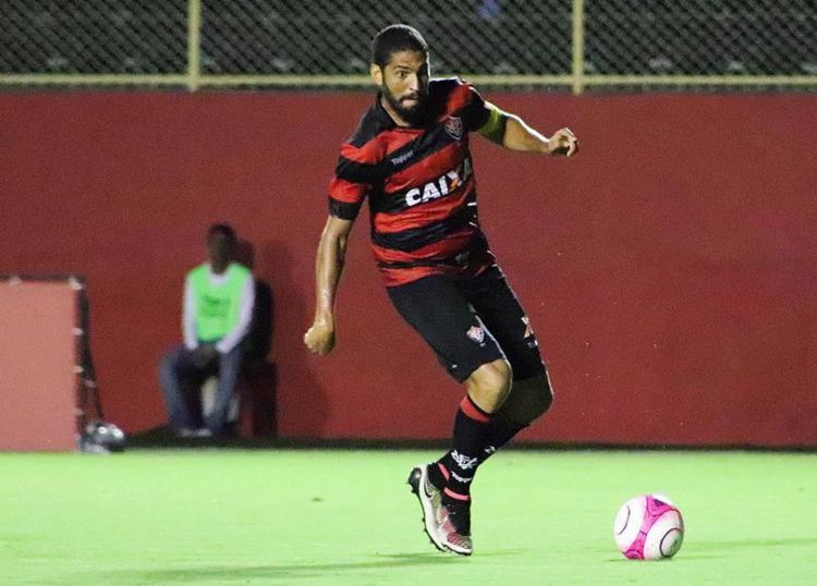 Wallace falhou no primeiro gol do empate em 2 a 2 com a Juazeirense - Foto: Mauricia da Matta l EC Vitória
