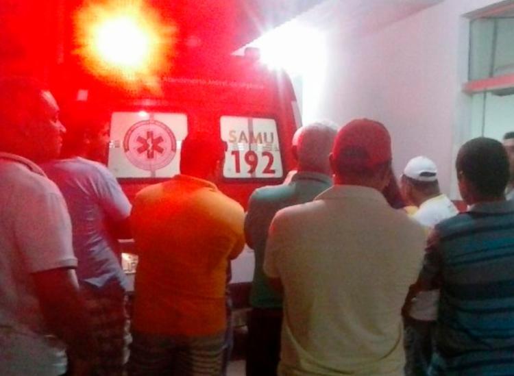 O jovem sofreu queimaduras e está em estado grave - Foto: Reprodução   Guarananet