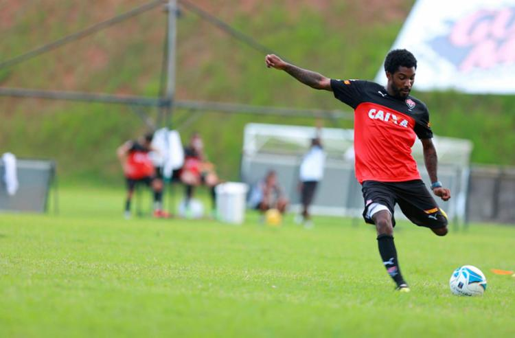 Atleta já defendeu o clube rubro-negro em 2015 - Foto: Joá Souza | Ag. A TARDE | 05.05.2015