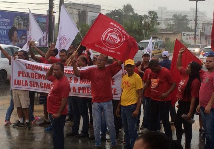 Depois, o grupo seguirá para a Câmara Municipal de Lauro de Freitas - Foto: Divulgação | Asprof