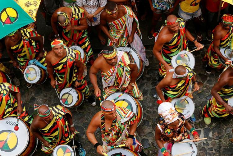 Festival de Música e Artes Olodum já faz parte do calendário de Salvador - Foto: Margarida Neide   Ag. A TARDE