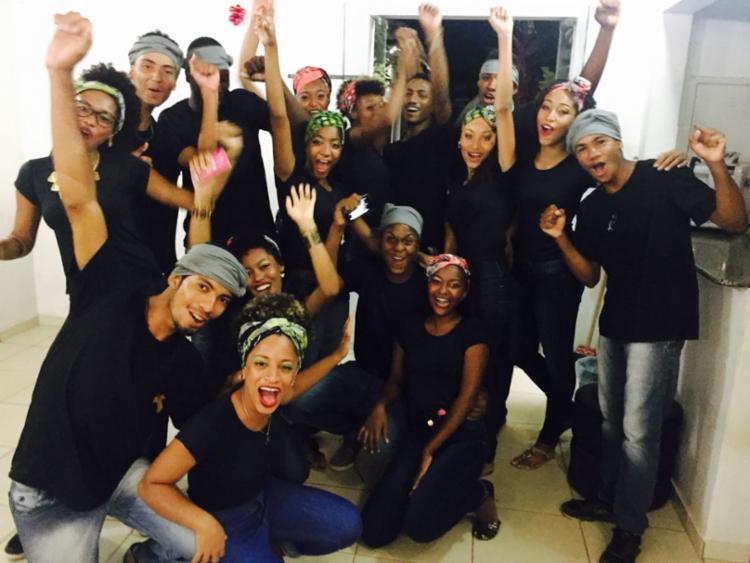 Espetáculo é pensado como ação de fortalecimento da cultura negra - Foto: Divulgação | Instituto ComVida