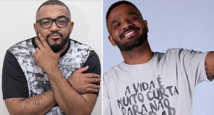 Arlindinho e Tieê são convidados do mais antigo bloco de samba - Foto: Divulgação